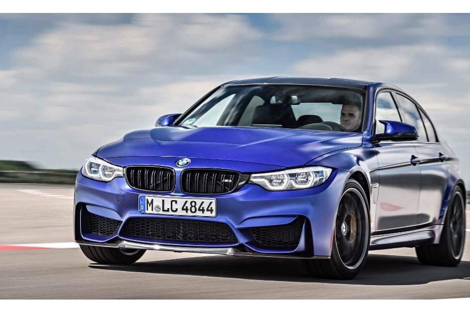 BMW M3 CS de 460 cv está pronto para a estreia no mercado
