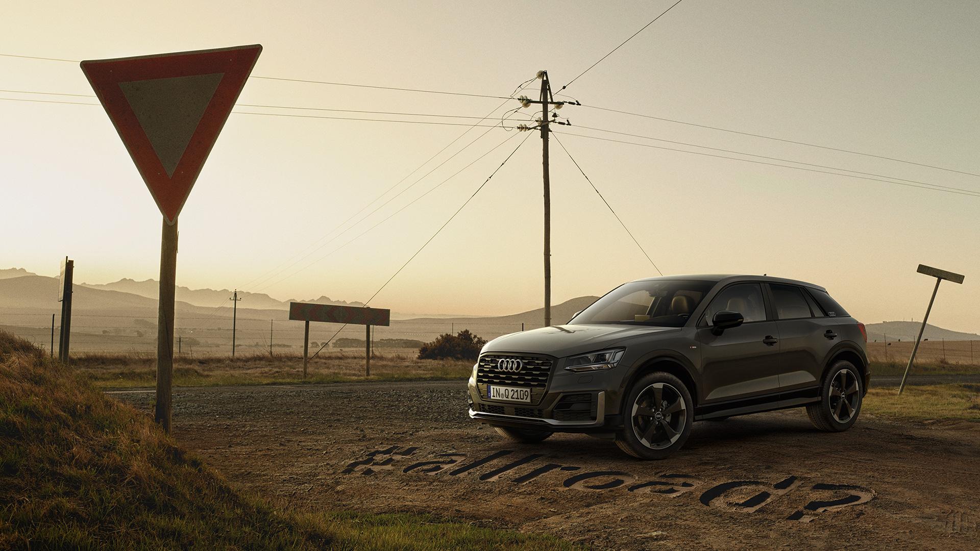 Audi Q2 por apenas 222€/mês*!