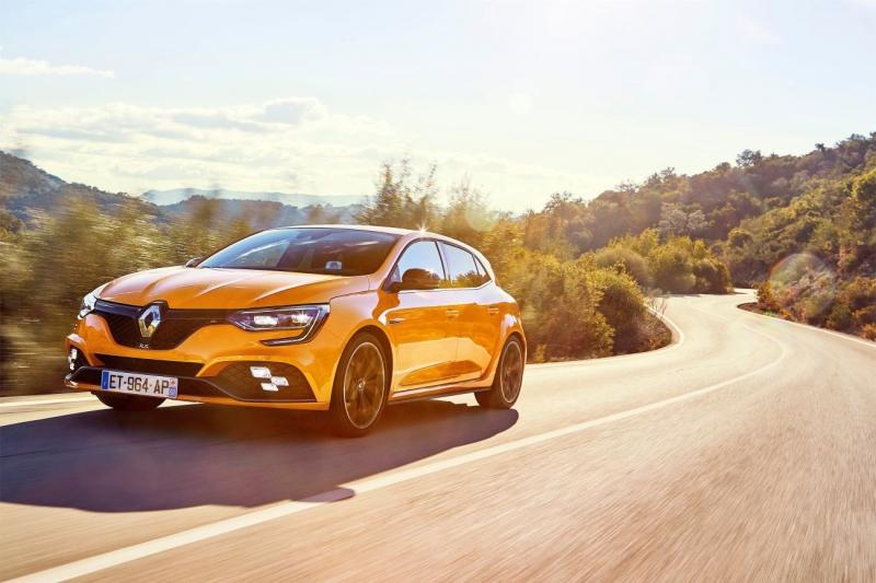 Renault Mégane R.S.: Todas as informações do novo 'galo' francês de 280 CV