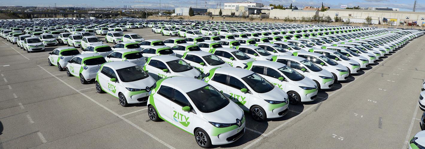 Renault investe forte nos elétricos em França