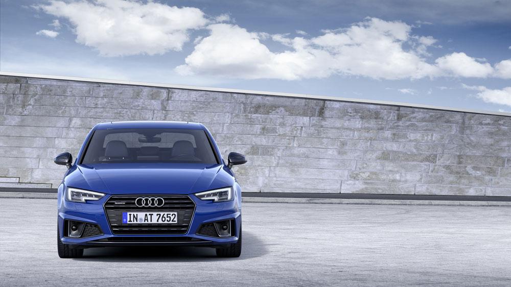 Audi atualiza A4, agora mais desportivo