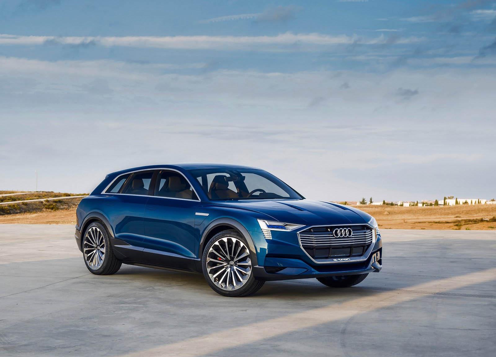 Audi com 7 novidades para 2018