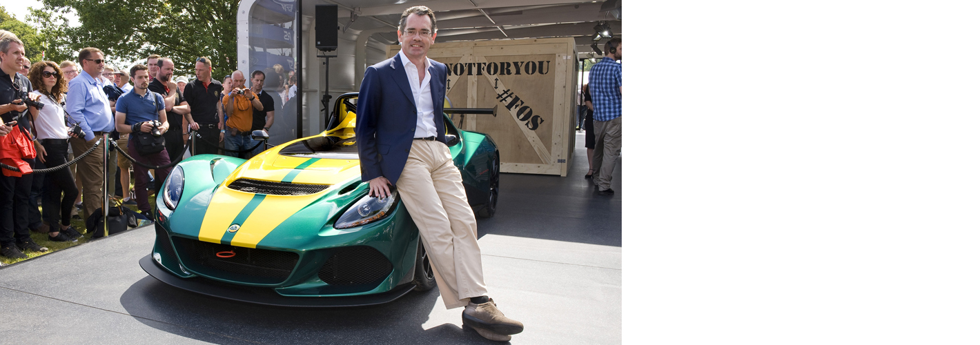Jean-Marc Gales abandona a Lotus