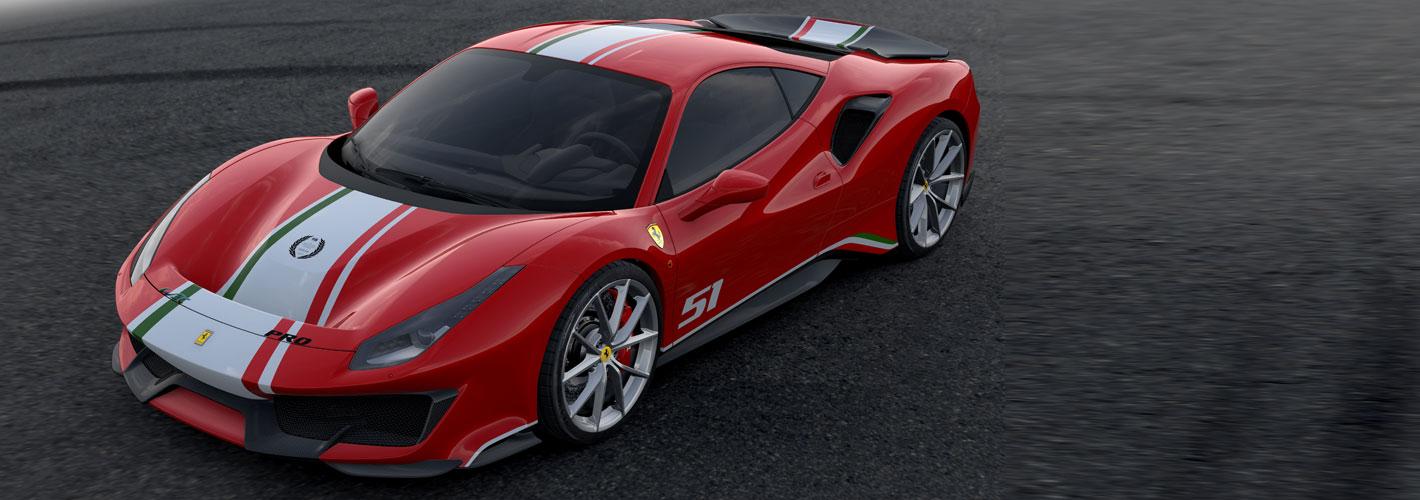 Ferrari 488 Pista ganha edição especial em Le Mans