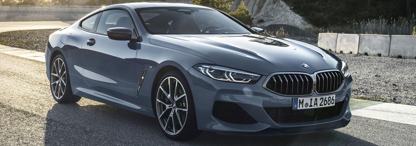 BMW Série 8 Coupé reinventa combinação de luxo e desportivismo