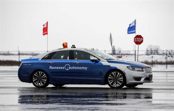 Lei vai mudar para permitir carros autónomos