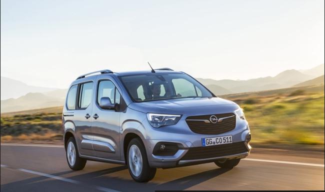 Opel Combo: Sete lugares, sete razões