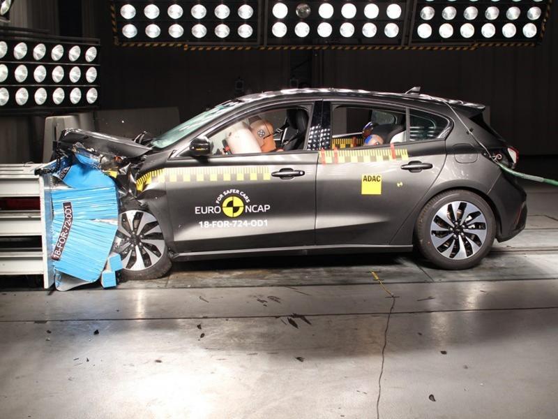 Ford Focus e Volvo XC40 aprovados nos testes EuroNcap