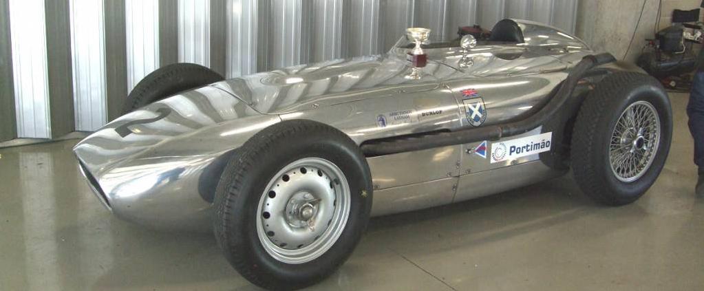 Lister Jaguar: Um ilustre desconhecido