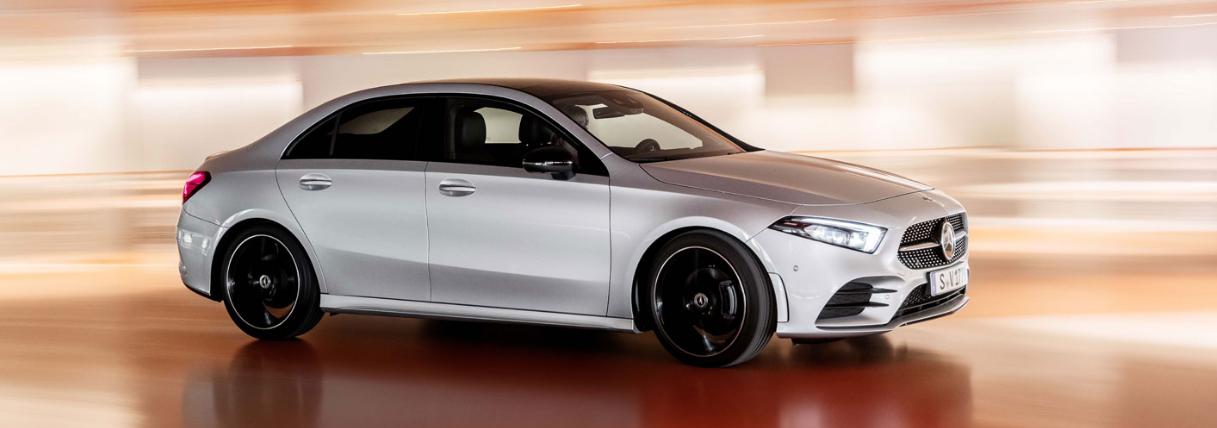 Mercedes Classe A Limousine: o mais aerodinâmico do mundo