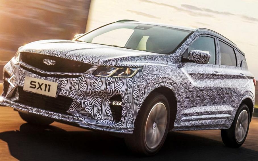 Volvo vai ter subcompactos com plataforma chinesa?