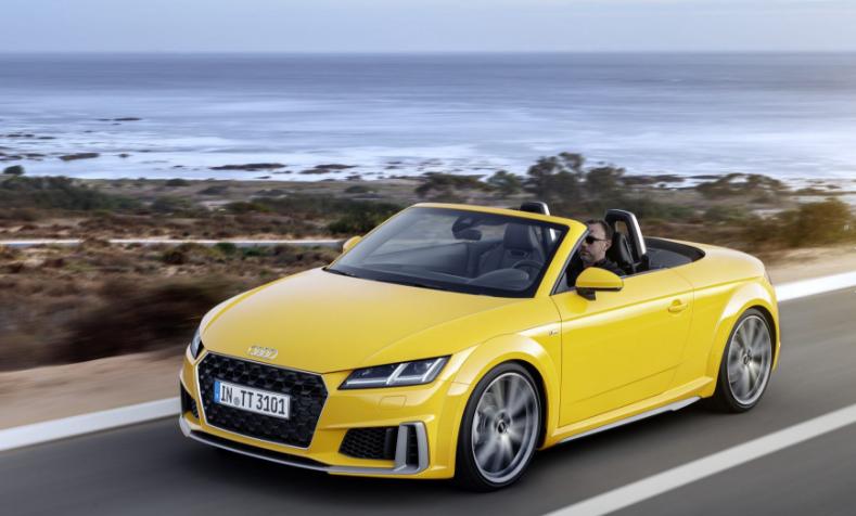 Audi TT recebe actualização e põe fim ao diesel