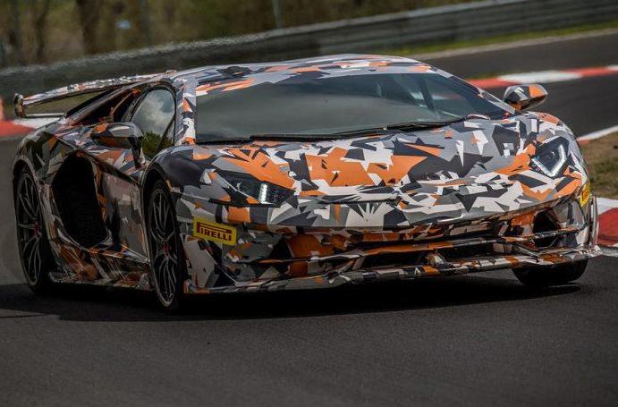 Lamborghini Aventador SVJ é o novo rei de Nürburgring