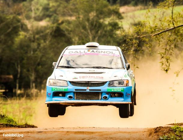 Fábio Dall Agnol e Marcelo Dalmut vencem o Rally de Panambi