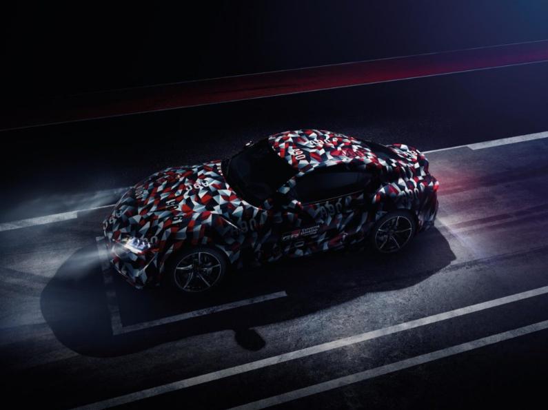 Toyota Supra regressa às estradas dia 12 de julho