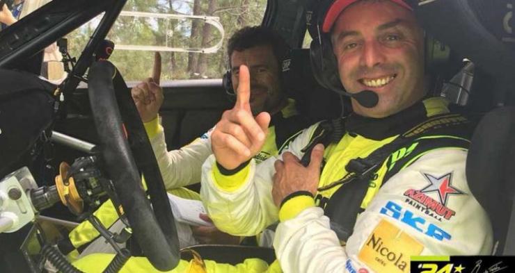 Ricardo Teodósio vence Rally de Castelo Branco