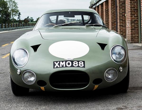 Protótipo da Aston Martin poderá atingir os 21 milhões de euros