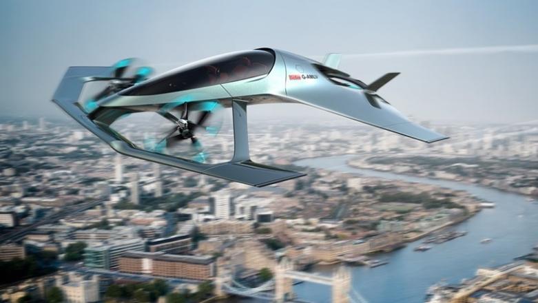 Aston Martin está a estudar um automóvel voador