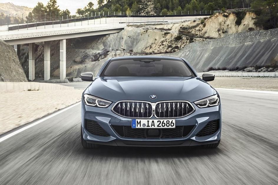 BMW Série 8 Coupé já começou a ser produzido na Alemanha