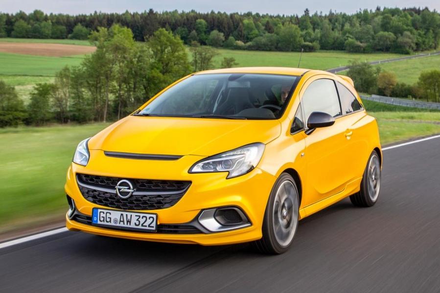 Opel Corsa GSi chega a Portugal