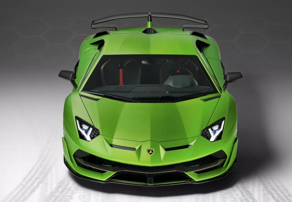 Lamborghini revela Aventador SVJ de 780 cavalos de potência
