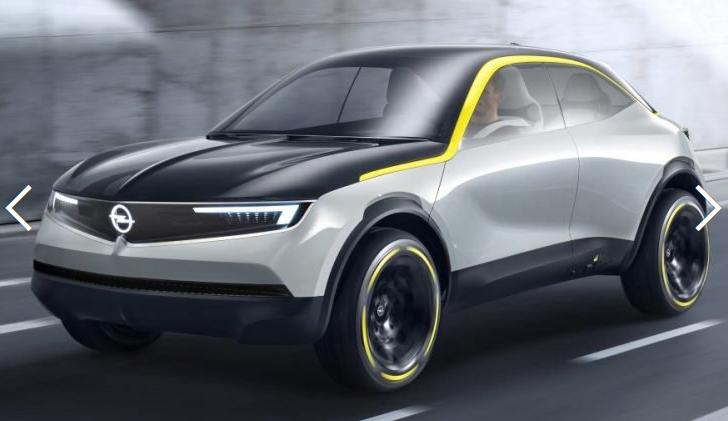 Em breve, todos os Opel vão ser parecidos com este