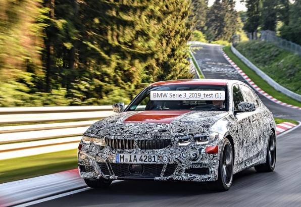 Novo BMW Série 3 já anda no 'Inferno': Mais leve e mais dinâmico