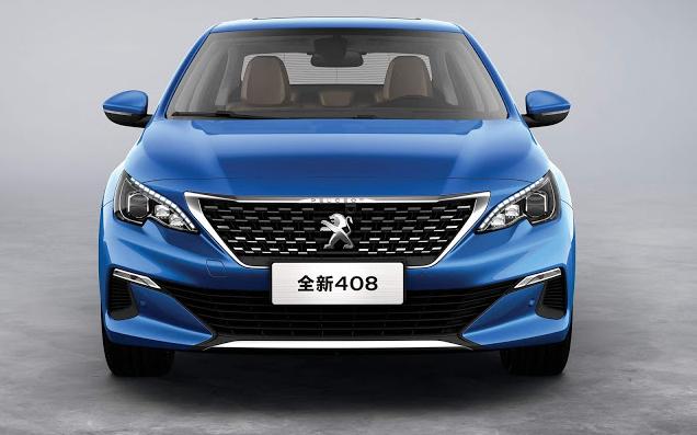 Só para chineses: Peugeot revela novo 408