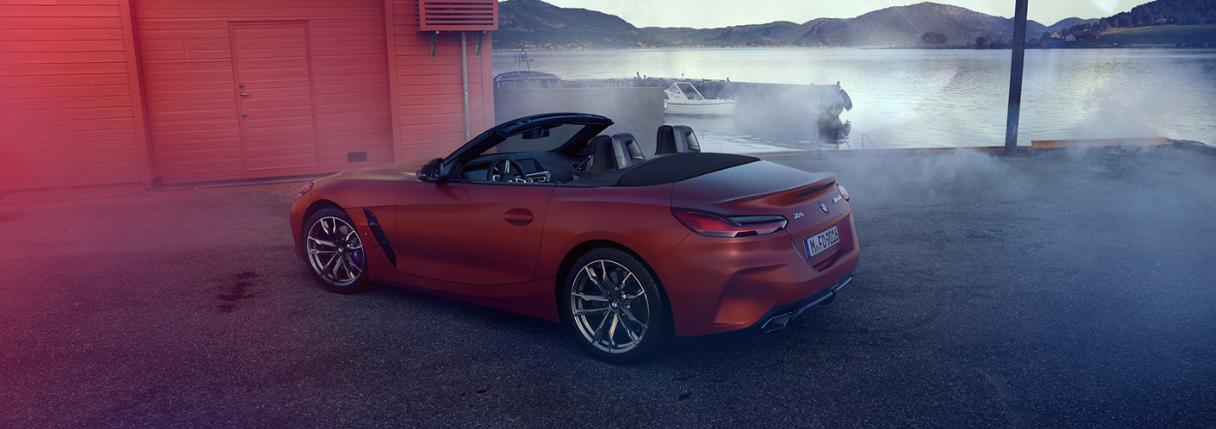 Novo BMW Z4 M40i surge na internet antes da estreia