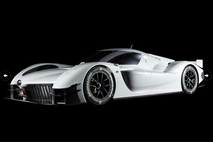 640.000 euros: o preço a pagar pelo Toyota GR Super Sport