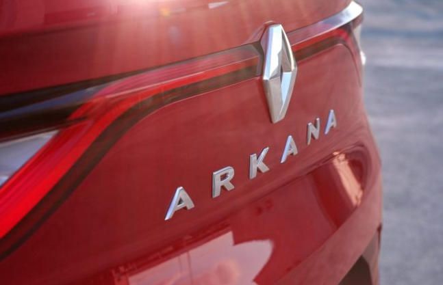 """Arkana. O """"segredo"""" da Renault é um SUV coupé"""