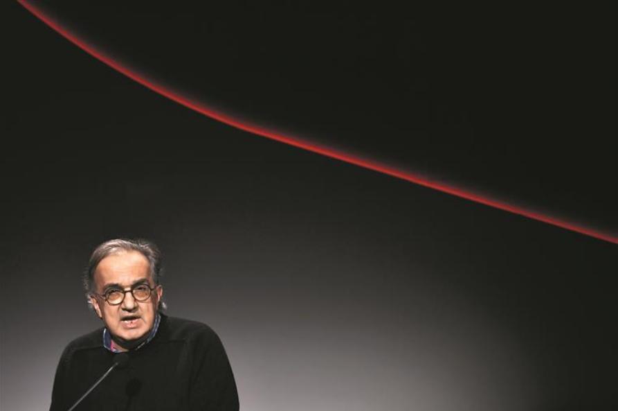 Sergio Marchionne. O líder que fez renascer a Fiat