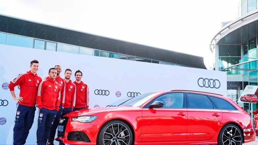 BMW quer comprar a participação da Audi no Bayern Munique