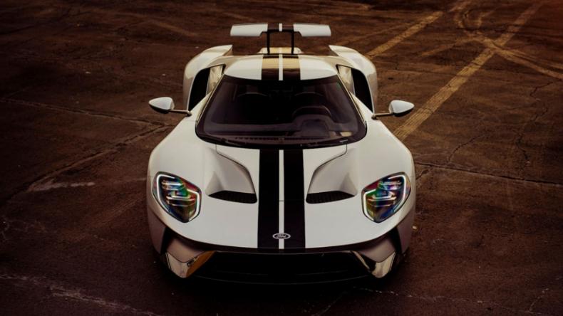 Este Ford GT volta a leilão contra a vontade da marca…