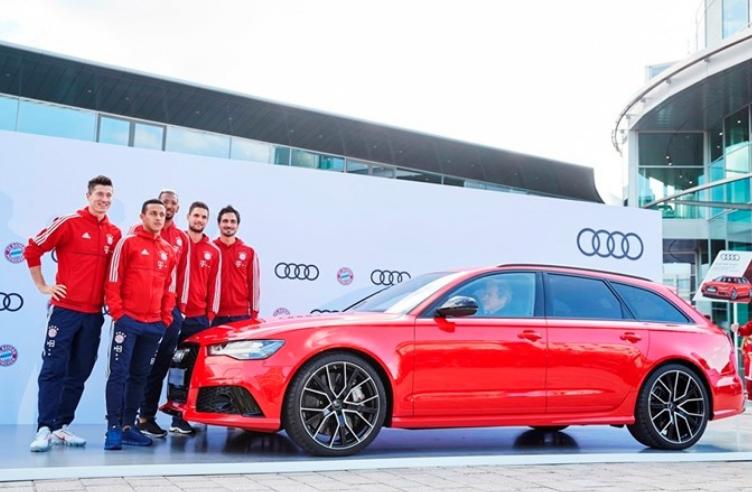 """BMW quer """"roubar"""" Bayern de Munique à Audi"""