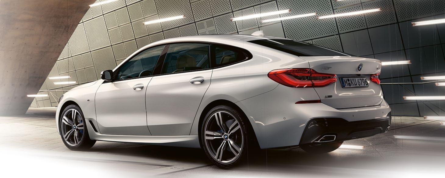 Grande em Tudo. É o Série 6 GT da BMW
