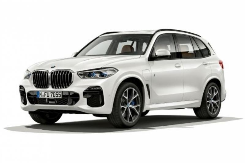Novo BMW X5 híbrido revelado