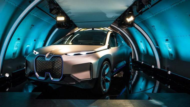 Oficial. Assim é o iNext, o futuro BMW X5 eléctrico