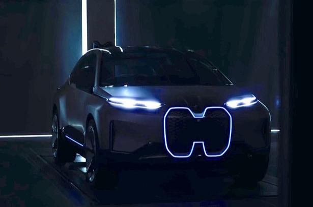 BMW revela novo teaser do Vision iNext