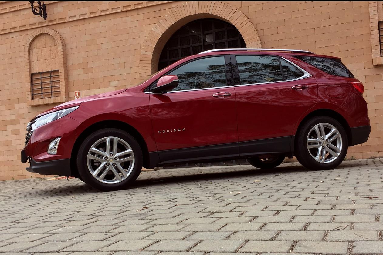 Chevrolet Equinox tem recall por falha nos freios