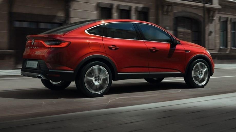 Arkana: SUV Coupé da Renault já foi apresentado