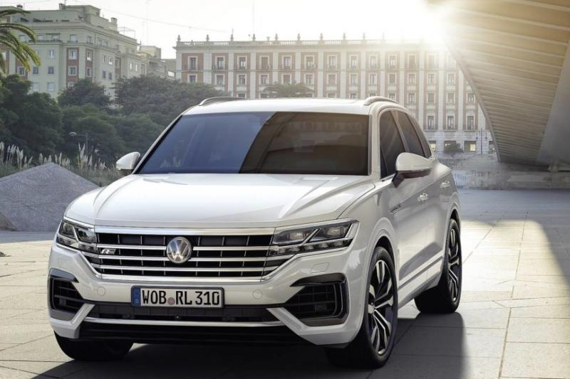 Novo Volkswagen Touareg: Mais tecnológico e mais conectado