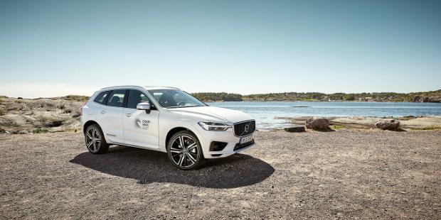 Vendas de híbridos da Volvo crescem 30%