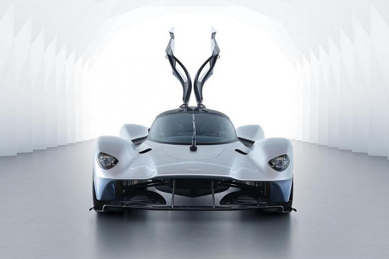 Novo superdesportivo da Aston Martin já tem nome… mitológico