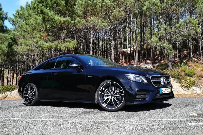Mercedes-AMG E 53 4MATIC Coupé: Magia negra com uns pós de híbrido