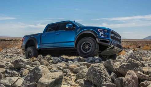 Ford Raptor – Esta quase a chegar a Portugal