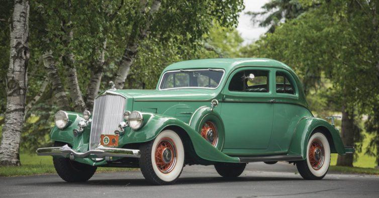 Os carros clássicos vão invadir Matosinhos este fim de semana