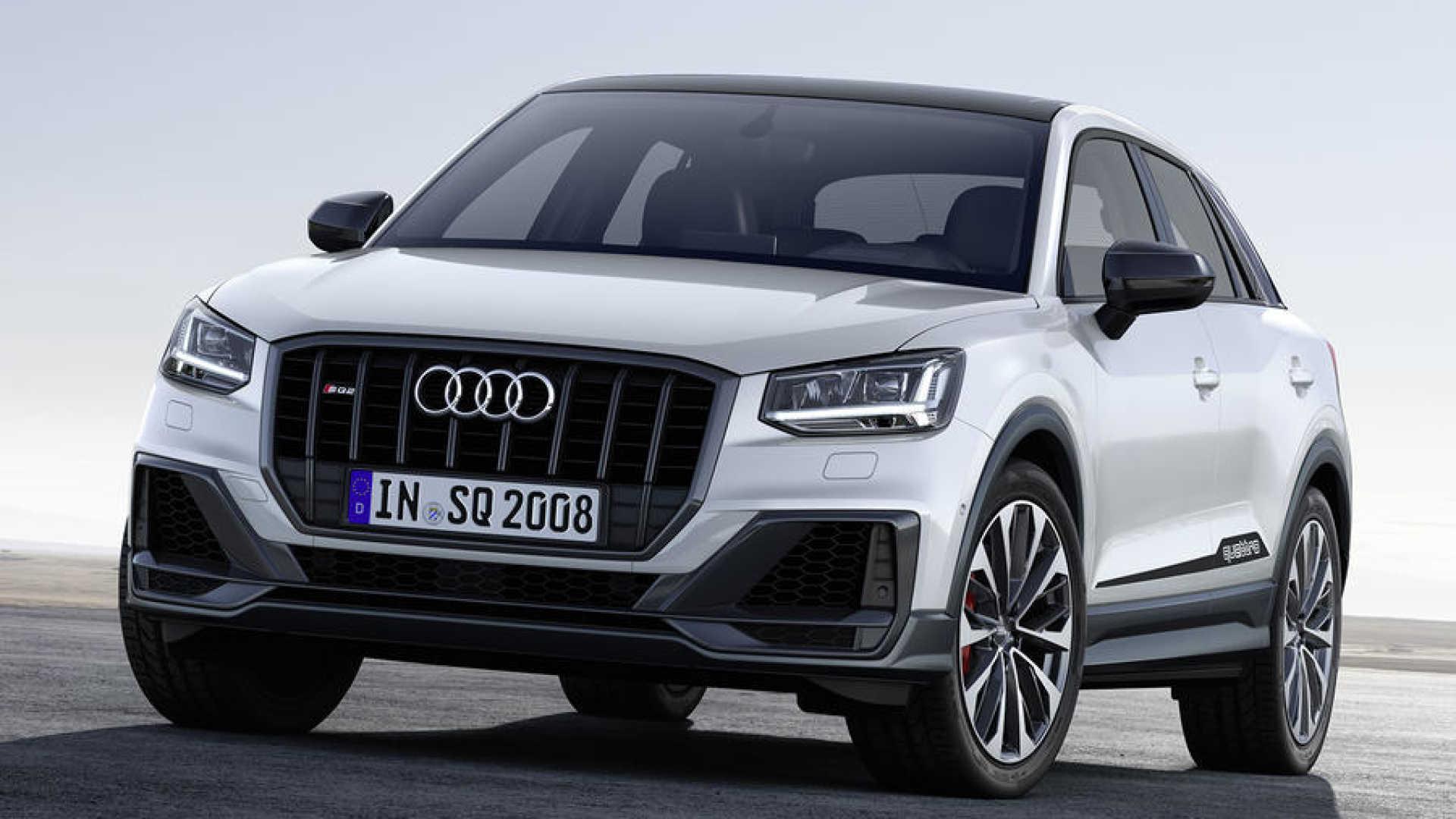 Audi SQ2 prestes a ser revelado