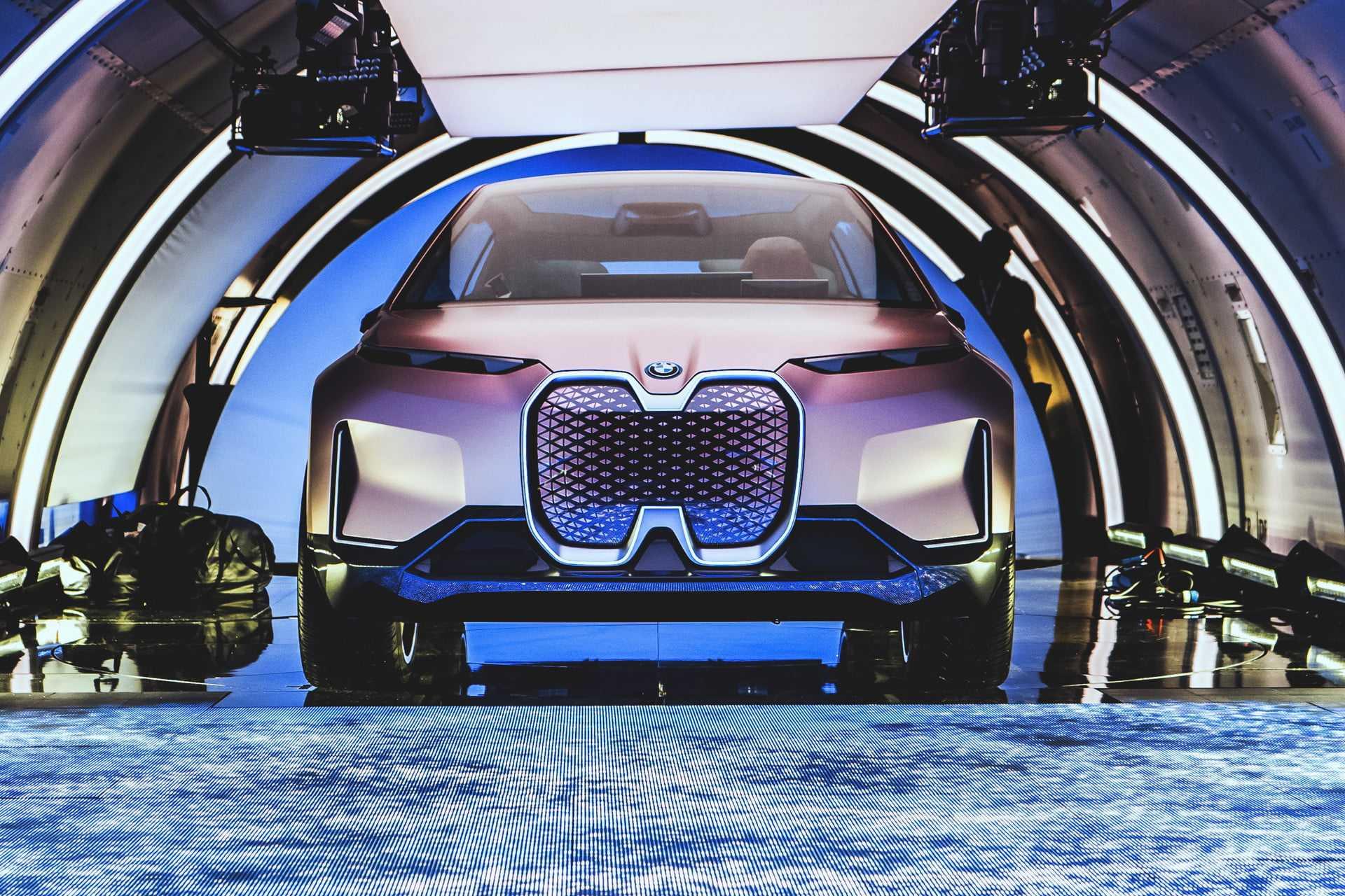 Conheça o Vision iNext, o mais recente 'concept' da BMW