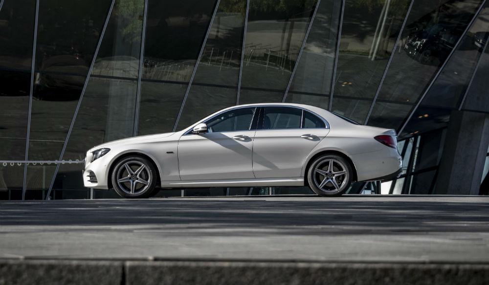 Quanto custa o novo Mercedes-Benz Classe E híbrido